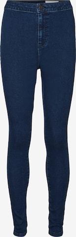 Noisy may Jeans 'Ella' i blå