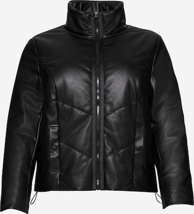 SHEEGO Steppjacke in schwarz, Produktansicht