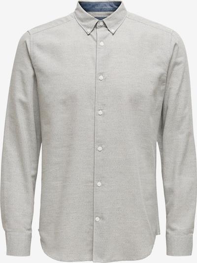 Only & Sons Koszula w kolorze szary / jasnoszarym, Podgląd produktu