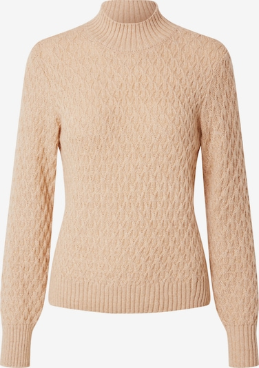Y.A.S Pullover 'Briva' in sand, Produktansicht