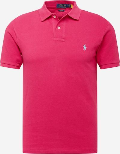 Polo Ralph Lauren T-Krekls, krāsa - debeszils / rozā, Preces skats