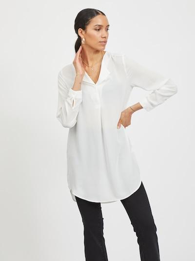 VILA Tunika in weiß, Modelansicht