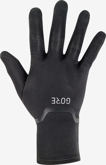 GORE WEAR Sporthandschuhe in schwarz / weiß, Produktansicht