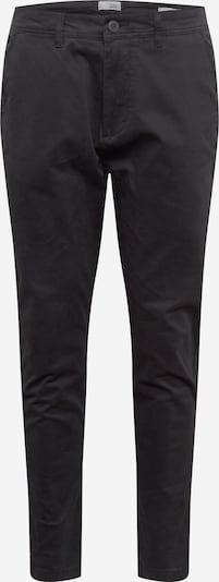 !Solid Lærredsbukser 'Jim' i sort, Produktvisning