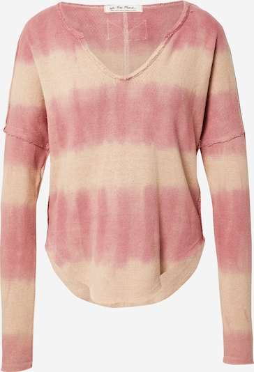 Free People Pullover 'COME AND GET IT' in pfirsich / melone, Produktansicht