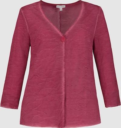 Gina Laura Sweatjacke in pink, Produktansicht