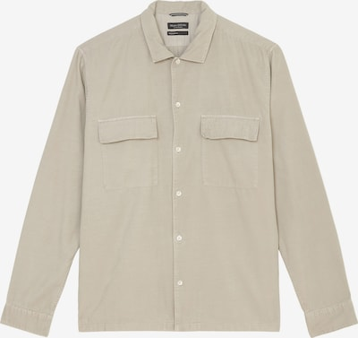 Marc O'Polo Hemd in hellgrau, Produktansicht