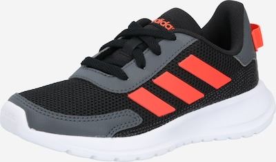 ADIDAS PERFORMANCE Schuh 'TENSAUR' in grau / hellrot / schwarz, Produktansicht
