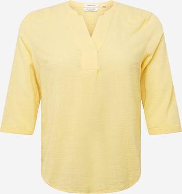 MY TRUE ME Bluse in Gelb