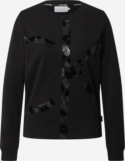 Calvin Klein Collegepaita värissä musta, Tuotenäkymä