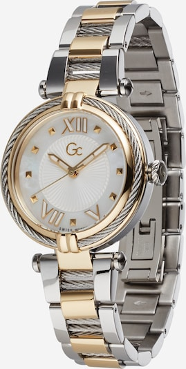 Gc Analog watch 'CableChic' in gold / silver, Item view