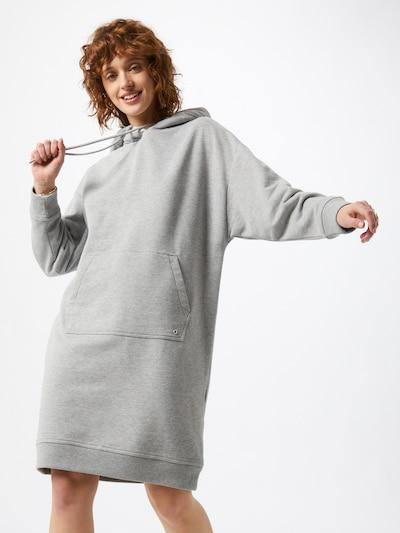 s.Oliver Sweatkleid in graumeliert, Modelansicht
