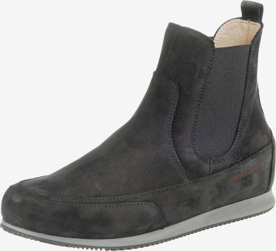 Candice Cooper Chelsea Boots 'Beatle' in schwarz, Produktansicht