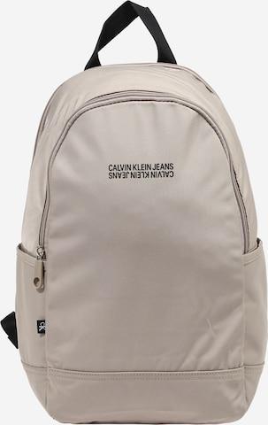Zaino di Calvin Klein Jeans in grigio
