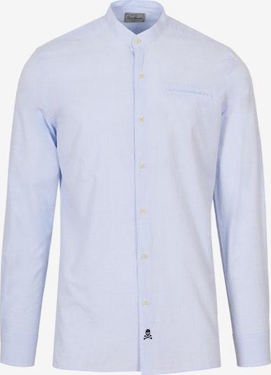 Scalpers Hemd 'Fantasy Mao' in hellblau, Produktansicht