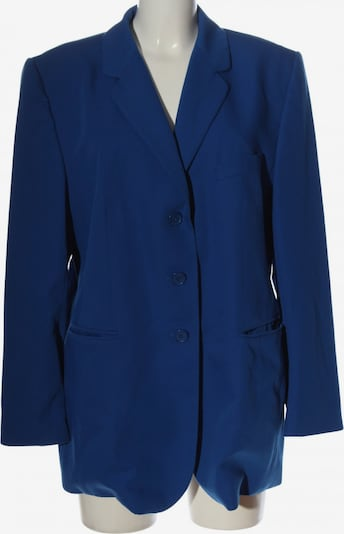 Dinomoda Kurz-Blazer in XXL in blau, Produktansicht