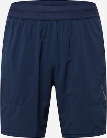 Pantalon de sport NIKE en bleu