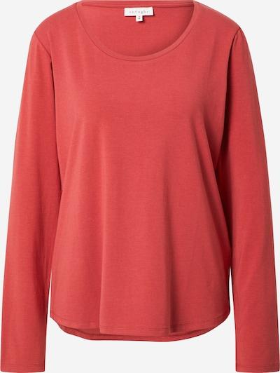 Tricou Thought pe roșu, Vizualizare produs