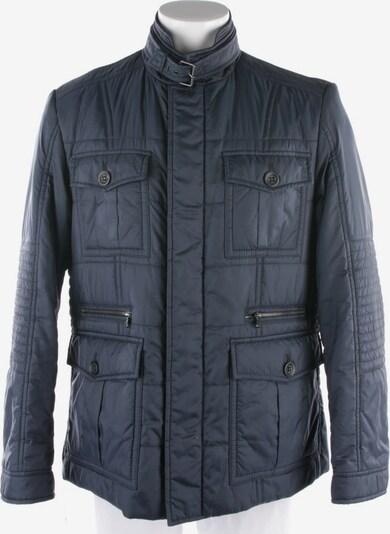 HUGO BOSS Winterjacke / Wintermantel in M-L in dunkelblau, Produktansicht