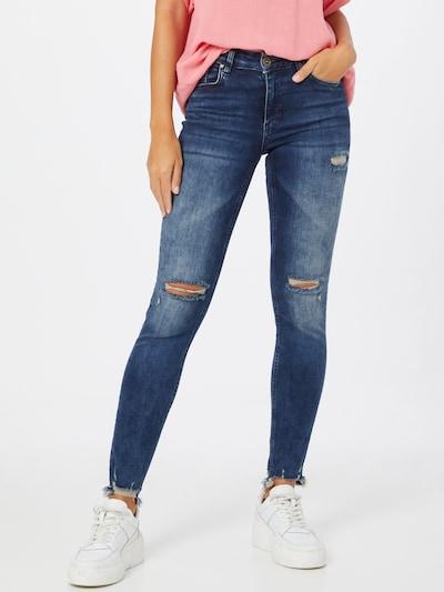 Cars Jeans Jeansy 'ELIF' w kolorze niebieski denimm, Podgląd na modelu(-ce)