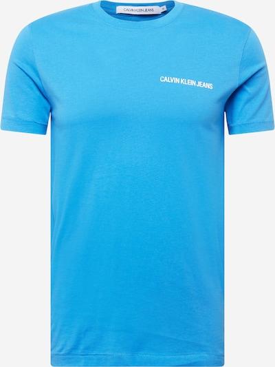 Calvin Klein Jeans Majica u plava / bijela, Pregled proizvoda
