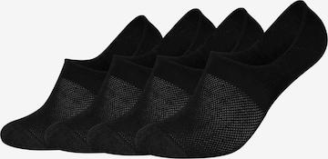 camano Füßlinge in Schwarz