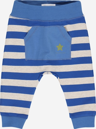 BELLYBUTTON Jogginghose in blau / graumeliert, Produktansicht