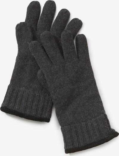 LERROS Handschuhe in grau / schwarz, Produktansicht