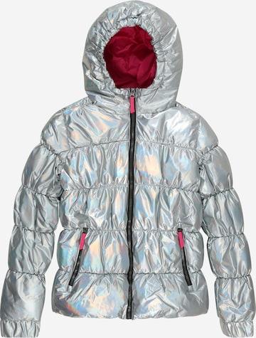 Geacă de iarnă 'KAMIAH' de la ICEPEAK pe argintiu