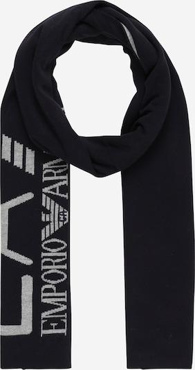 EA7 Emporio Armani Scarf in Light grey / Black, Item view