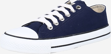 Ethletic Sneaker in Blau
