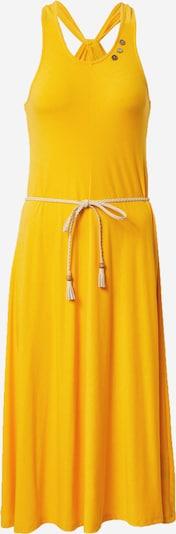 Ragwear Poletna obleka 'MILIE' | rumena barva, Prikaz izdelka
