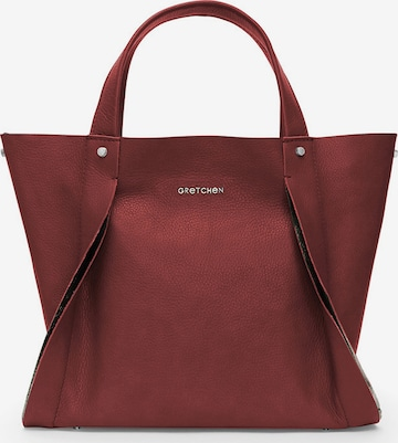 Gretchen Handbag 'Opal Tote Four' in Red