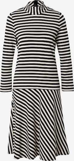 InWear Jurk 'Hubert' in de kleur Zwart / Wit, Productweergave