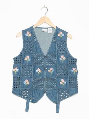 Bobbie Brooks Vest in L in Blue