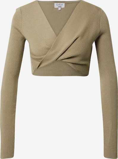 LeGer by Lena Gercke Knit cardigan 'Maike' in Olive, Item view