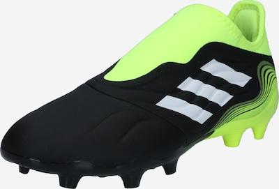 ADIDAS PERFORMANCE Fußballschuh 'Copa Sense.3' in hellgrün / schwarz / weiß, Produktansicht