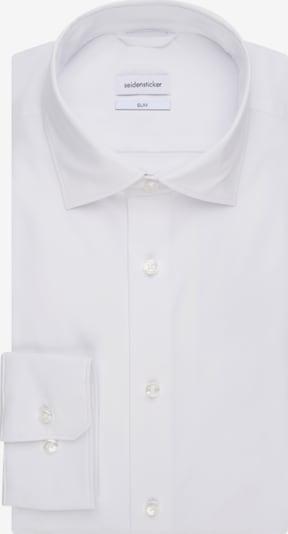SEIDENSTICKER Business Shirt ' Slim ' in White, Item view