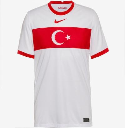 NIKE Fußballtrikot 'Türkei 2021 Heim' in rot / weiß, Produktansicht