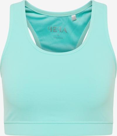 IZIA Top in de kleur Lichtblauw, Productweergave