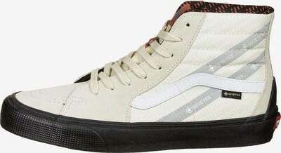 VANS Baskets hautes 'SK8-Hi' en beige / noir / blanc, Vue avec produit