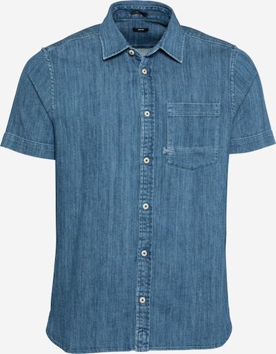 DENHAM Overhemd 'AXEL' in de kleur Blauw, Productweergave