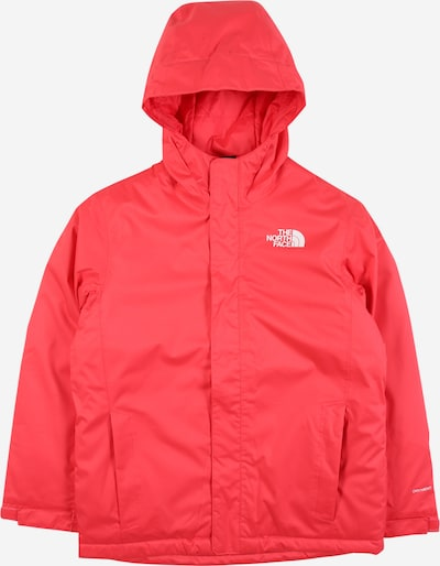THE NORTH FACE Sportjacke 'Snowquest' in feuerrot, Produktansicht
