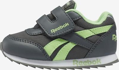 REEBOK Sneaker in grau / hellgrün / weiß, Produktansicht