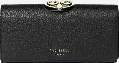 Ted Baker Geldbörse 'Alyysaa' in gold / schwarz, Produktansicht