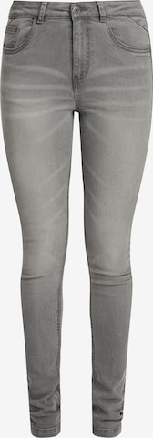 Oxmo Jeans 'Lenna' in Grey