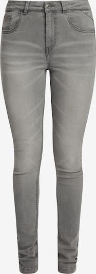 Oxmo Jeans Hose 'Lenna' in grau / grey denim, Produktansicht