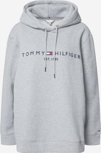 TOMMY HILFIGER Sweatshirt in hellgrau: Frontalansicht