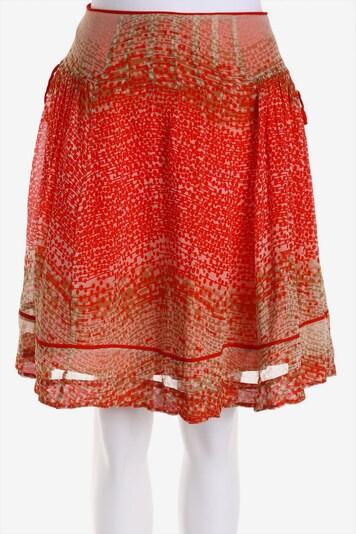 Sportmax Code Skirt in M in Beige / Red, Item view