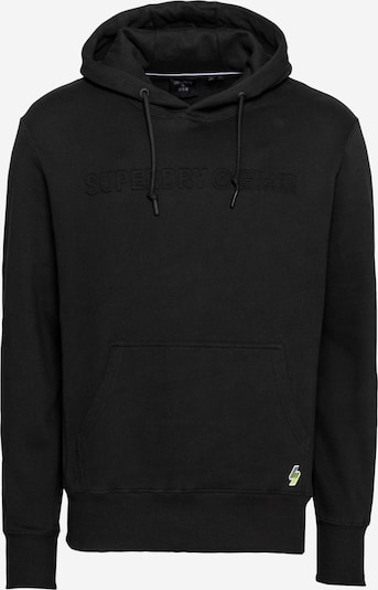 Superdry Sportsweatshirt i sort, Produktvisning